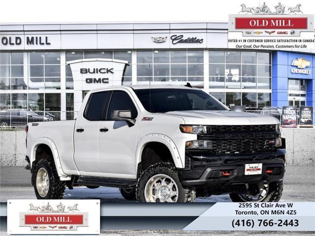 2019 Chevrolet Silverado 1500 Silverado Custom Trail Boss (Stk: 170615U) in Toronto - Image 1 of 27