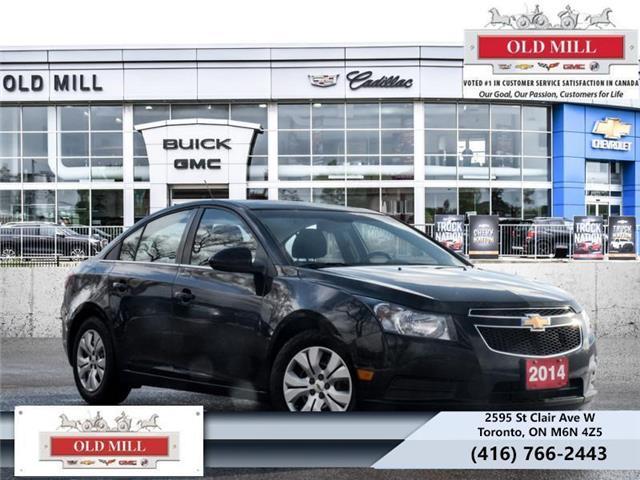 2014 Chevrolet Cruze 1LT (Stk: 428822U) in Toronto - Image 1 of 17