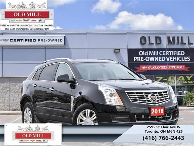 2016 Cadillac SRX Luxury Collection (Stk: 530563U) in Toronto - Image 1 of 27