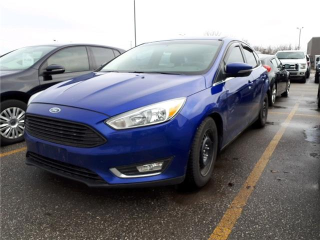 2015 Ford Focus Titanium (Stk: FL257519) in Sarnia - Image 1 of 3
