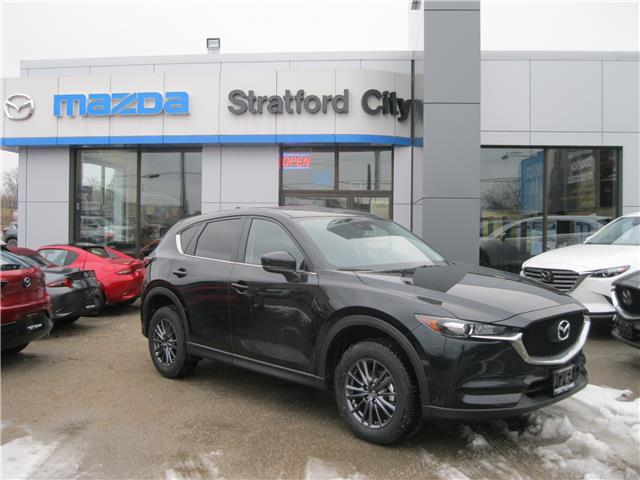 2020 Mazda CX-5 GX (Stk: 20010) in Stratford - Image 1 of 13