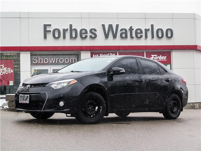 2016 Toyota Corolla S (Stk: 95035R) in Waterloo - Image 1 of 25