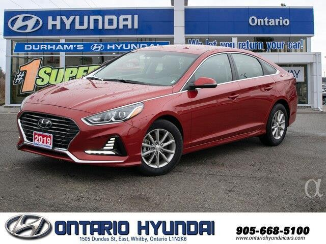 2019 Hyundai Sonata ESSENTIAL (Stk: 93596K) in Whitby - Image 1 of 17