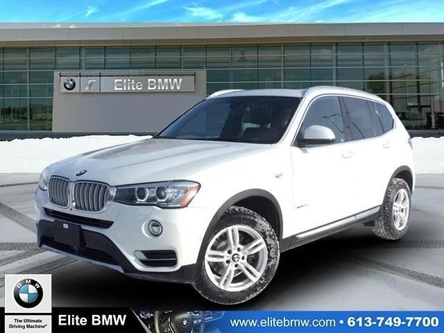 2016 BMW X3 xDrive28i (Stk: 13728A) in Gloucester - Image 1 of 29