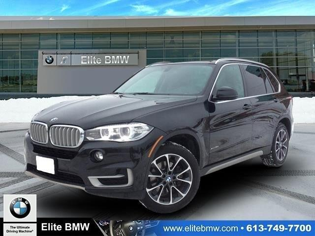 2017 BMW X5 xDrive35i (Stk: P9340) in Gloucester - Image 1 of 28