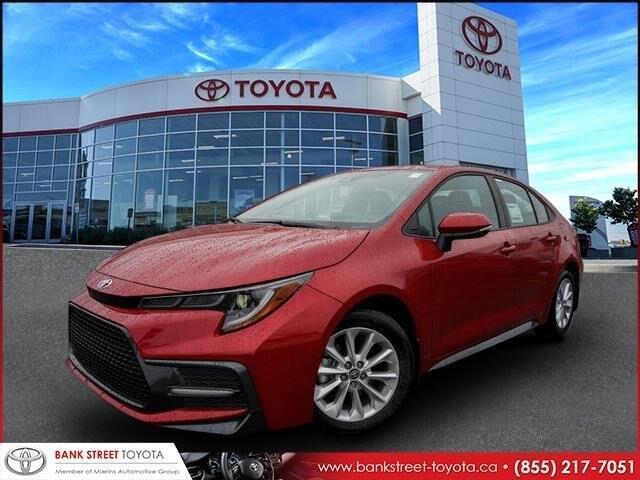 2020 Toyota Corolla SE (Stk: 28053) in Ottawa - Image 1 of 19