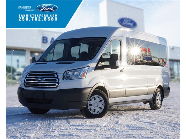2016 Ford Transit-350 XLT (Stk: 18EP1036A) in Dawson Creek - Image 1 of 10