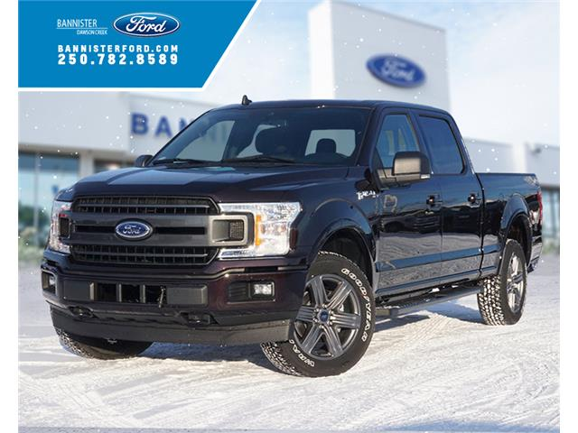 2020 Ford F-150 XLT (Stk: T202004) in Dawson Creek - Image 1 of 18
