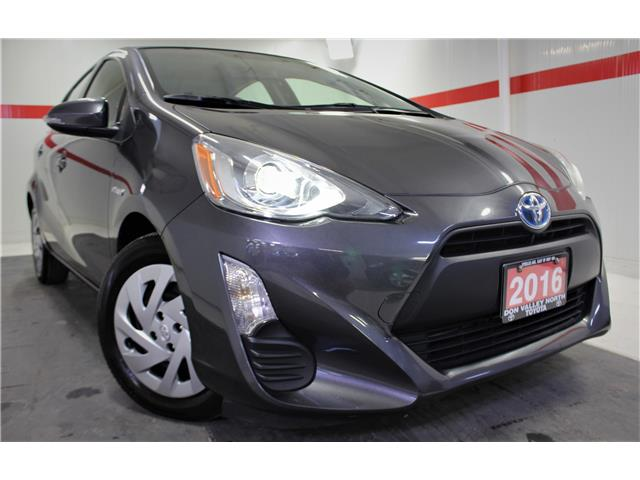 2016 Toyota Prius C Base (Stk: 300281S) in Markham - Image 1 of 22