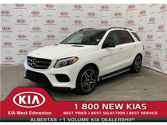 2016 Mercedes-Benz GLE-Class Base (Stk: 21906A) in Edmonton - Image 1 of 32