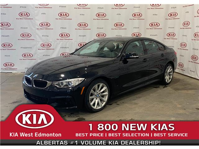 2015 BMW 435i xDrive Gran Coupe (Stk: 22160A) in Edmonton - Image 1 of 33
