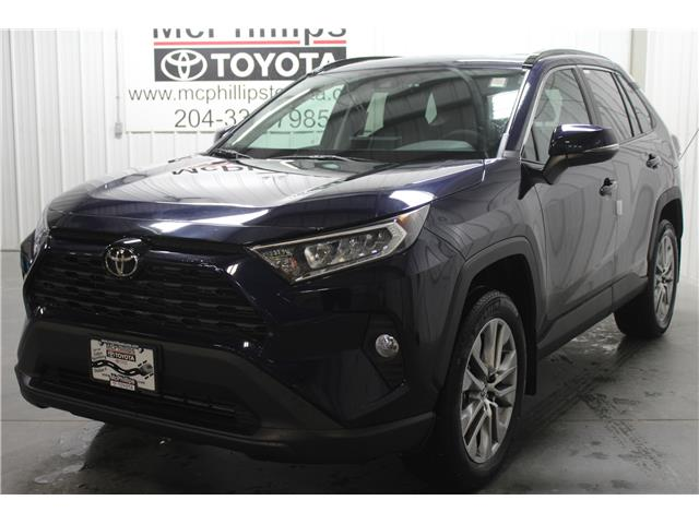 2020 Toyota RAV4 XLE (Stk: C082602) in Winnipeg - Image 1 of 22
