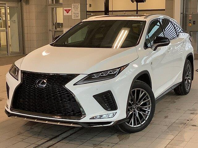 2020 Lexus RX 450h Base (Stk: 1798) in Kingston - Image 1 of 30