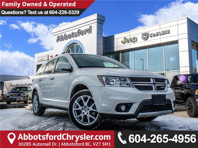 2016 Dodge Journey R/T (Stk: K719037A) in Abbotsford - Image 1 of 24