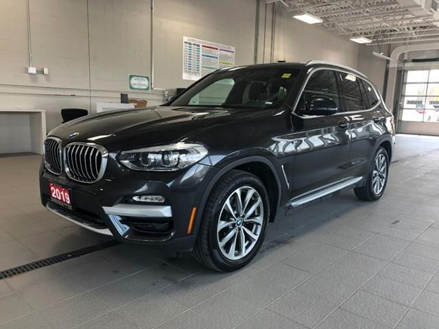 2019 BMW X3 xDrive30i (Stk: XD211) in Ottawa - Image 1 of 17