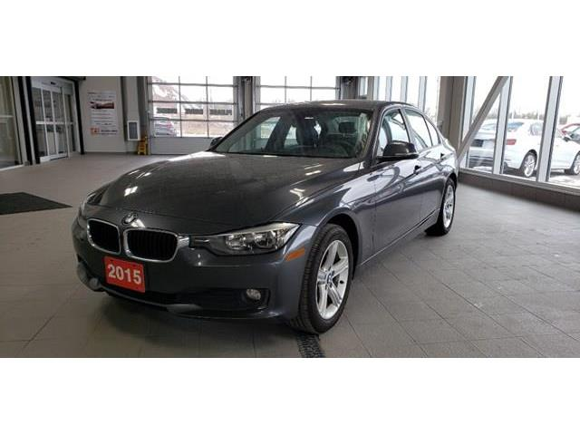 2015 BMW 320i xDrive (Stk: 20021) in Ottawa - Image 1 of 10