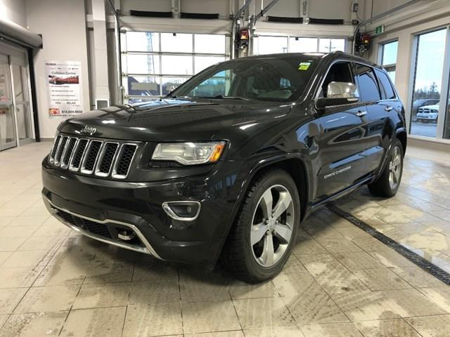 2014 Jeep Grand Cherokee Overland (Stk: P1052) in Ottawa - Image 1 of 20