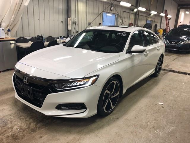 2018 Honda Accord Sport (Stk: 803838) in Milton - Image 1 of 1
