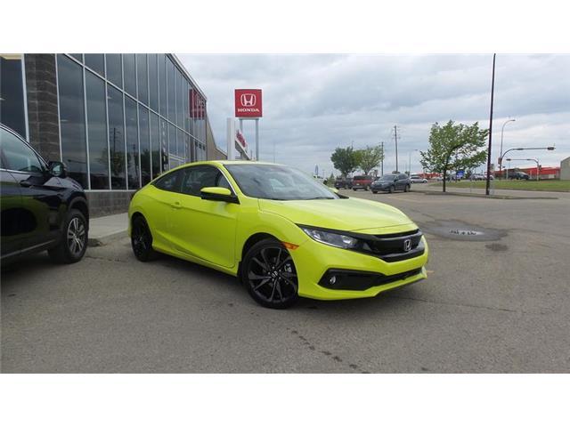2019 Honda Civic Sport (Stk: 19-058) in Grande Prairie - Image 1 of 24