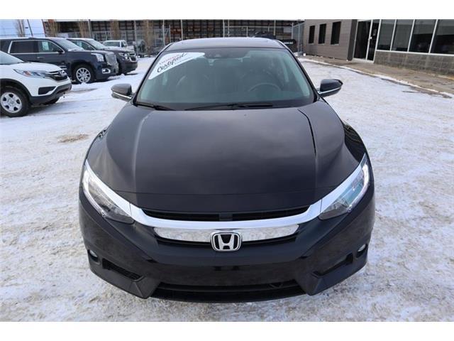 2017 Honda Civic Touring (Stk: 19-237A1) in Grande Prairie - Image 2 of 27