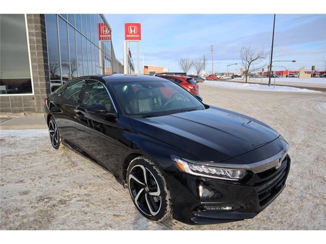 2020 Honda Accord Sport 2.0T (Stk: 20-014) in Grande Prairie - Image 1 of 25