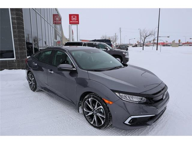 2020 Honda Civic Touring (Stk: 20-020) in Grande Prairie - Image 1 of 26