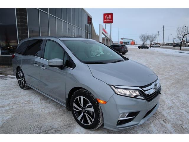 2020 Honda Odyssey Touring (Stk: 20-024) in Grande Prairie - Image 1 of 30