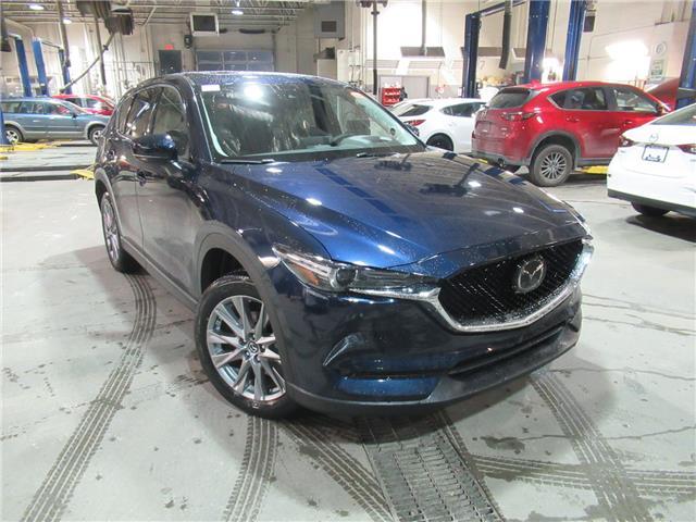 2020 Mazda CX-5 GT w/Turbo (Stk: M2571) in Calgary - Image 1 of 2