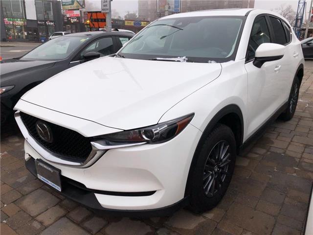 2019 Mazda CX-5 GS (Stk: 81306) in Toronto - Image 1 of 5