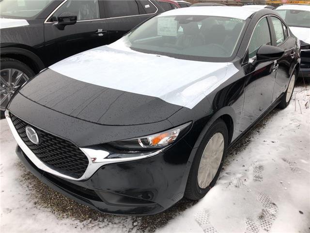 2019 Mazda Mazda3 GS (Stk: 82046) in Toronto - Image 1 of 5