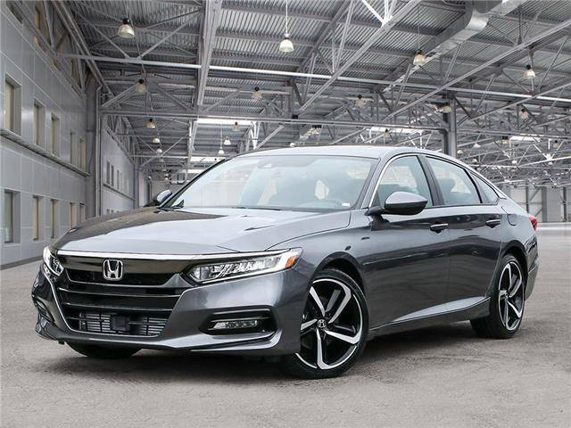 2020 Honda Accord Sport 2.0T (Stk: 6L03680) in Vancouver - Image 1 of 23