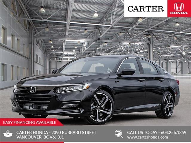 2020 Honda Accord Sport 1.5T (Stk: 6L15240) in Vancouver - Image 1 of 23