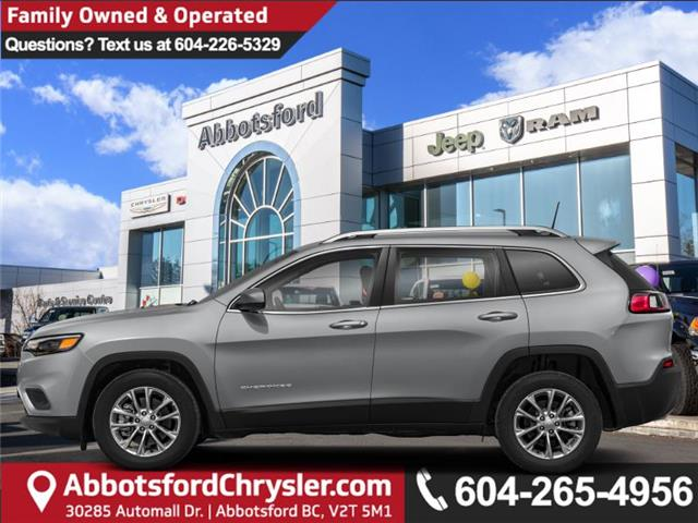 2019 Jeep Cherokee North (Stk: K277893) in Abbotsford - Image 1 of 1