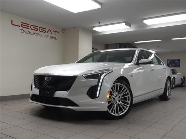 2020 Cadillac CT6 3.6L Premium Luxury (Stk: 209001) in Burlington - Image 1 of 18