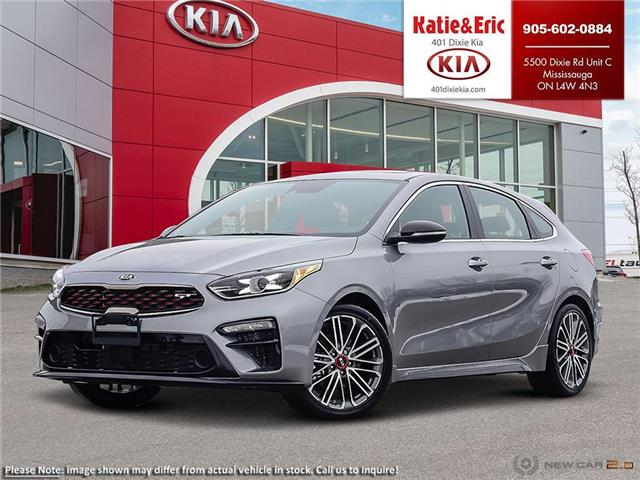 2020 Kia Forte5 GT Limited (Stk: FO20036) in Mississauga - Image 1 of 24