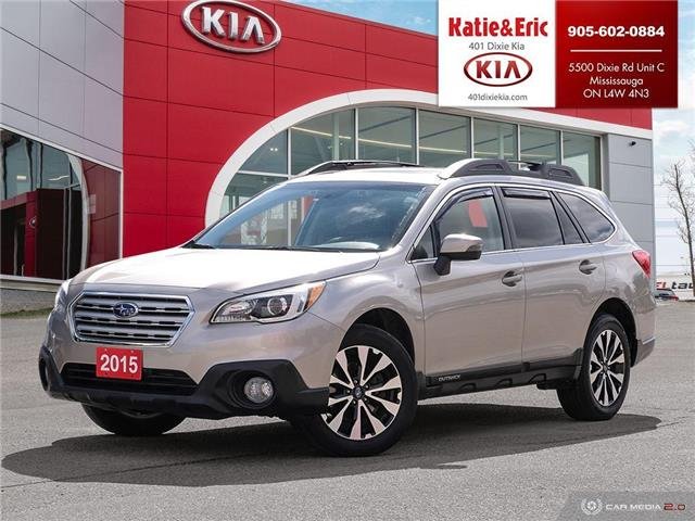 2015 Subaru Outback 3.6R Limited Package (Stk: K3099A) in Mississauga - Image 1 of 30