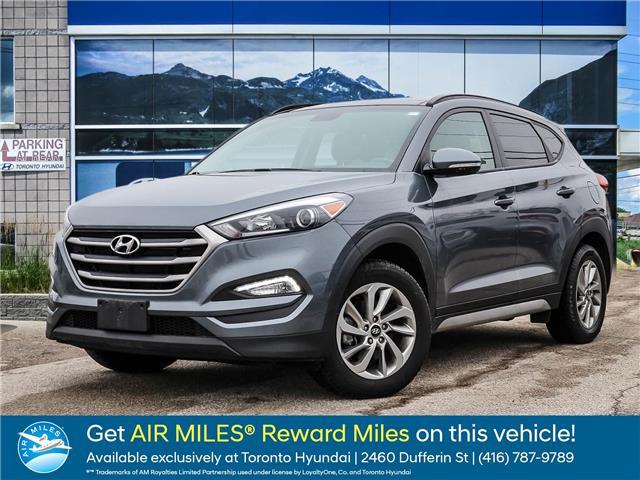 2017 Hyundai Tucson SE (Stk: U06782) in Toronto - Image 1 of 27