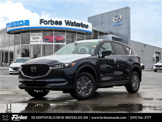 2020 Mazda CX-5 GS (Stk: M6875) in Waterloo - Image 1 of 12