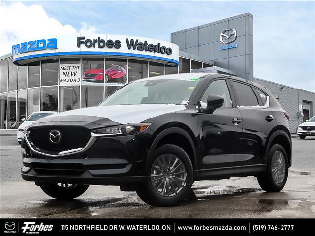 2020 Mazda CX-5 GS (Stk: M6877) in Waterloo - Image 1 of 12