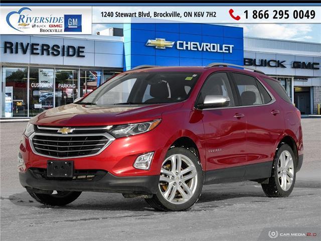 2018 Chevrolet Equinox Premier (Stk: PR1555) in Brockville - Image 1 of 27