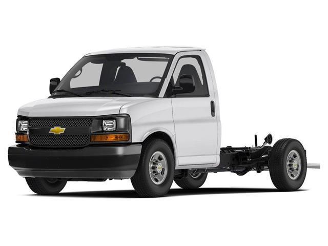 2019 Chevrolet Express Cutaway 4500 4500 Van (Stk: 24821Q) in Blind River - Image 1 of 2