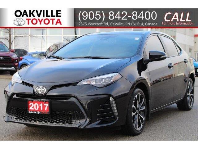 2017 Toyota Corolla SE (Stk: LP5101) in Oakville - Image 1 of 19