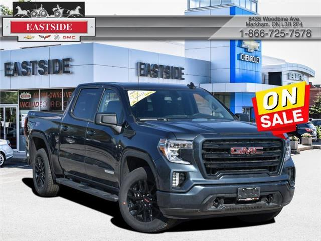 2019 GMC Sierra 1500 Elevation (Stk: KZ300972) in Markham - Image 1 of 26