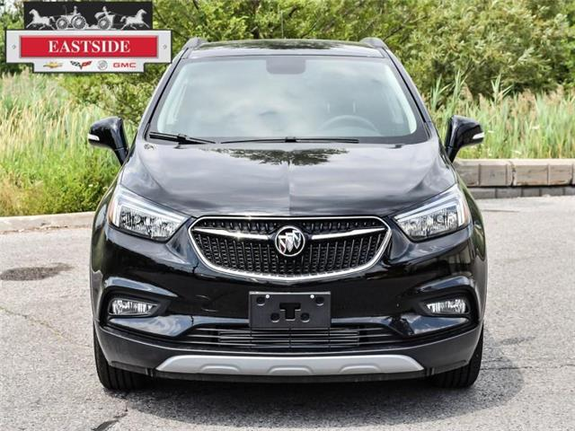 2019 Buick Encore Sport Touring (Stk: KB891666) in Markham - Image 1 of 25