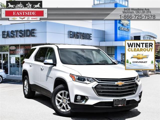 2020 Chevrolet Traverse LT (Stk: LJ112503) in Markham - Image 1 of 24