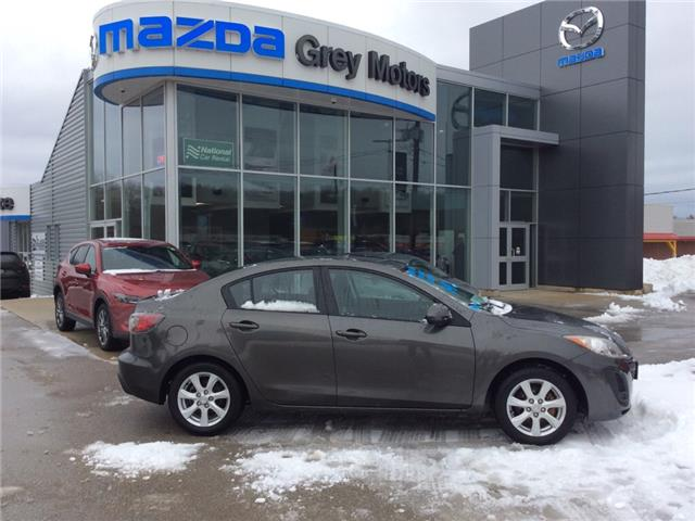 2011 Mazda Mazda3 GX (Stk: 03367P) in Owen Sound - Image 1 of 15