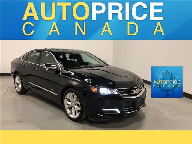 2019 Chevrolet Impala 2LZ (Stk: D0830) in Mississauga - Image 1 of 30