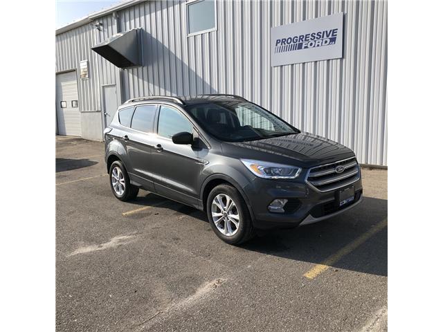 2017 Ford Escape SE (Stk: HUB24225) in Wallaceburg - Image 1 of 15
