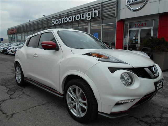 2015 Nissan Juke NISMO RS (Stk: L19049A) in Scarborough - Image 1 of 24