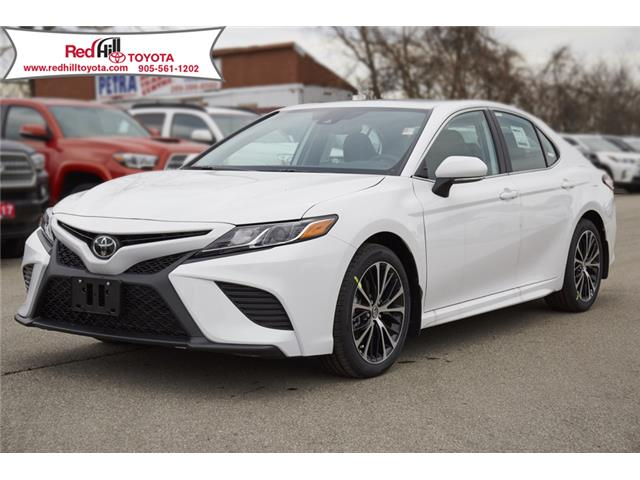 2020 Toyota Camry SE (Stk: 20300) in Hamilton - Image 1 of 20